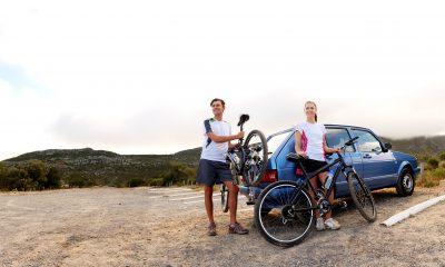 bagażniki rowerowe na hak do przewozu rowerów. Wygodne i łatwe rozwiązania. każdy najdzie coś dla siebie.