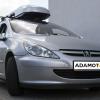 Peugeot 307 SW box dachowy hakr magic 320 i uchwyt rowerowy na dach