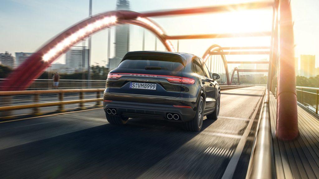 nowe Porsche Cayenne